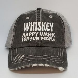 Whiskey Cap